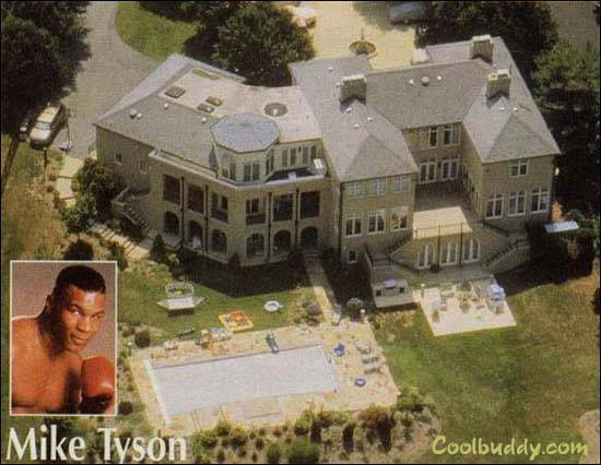 mike tyson house pictures mike tyson wallpapers