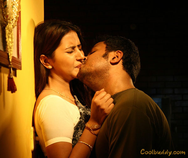 Tamil girl kiss