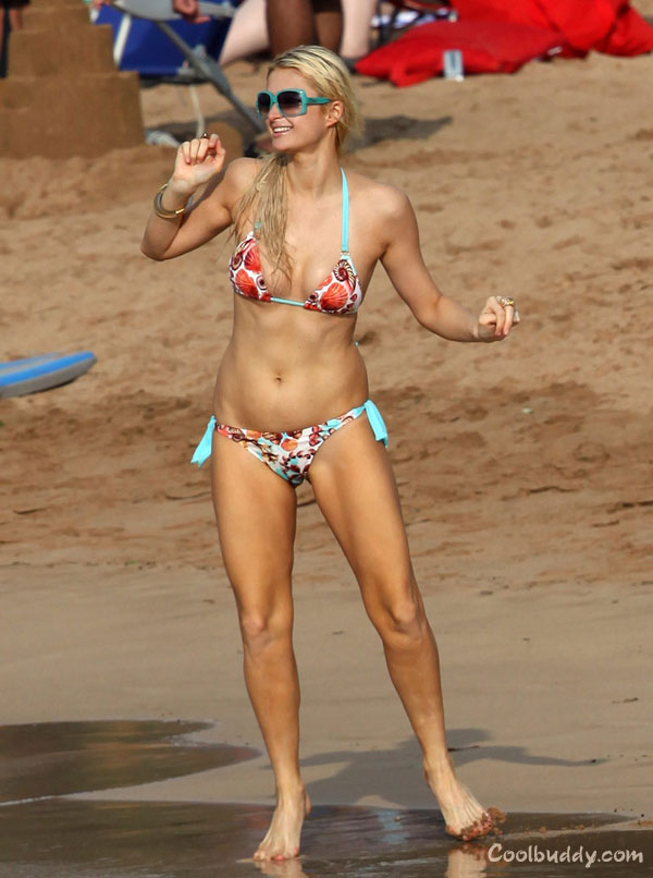 Paris Hilton Bikini Pic 115