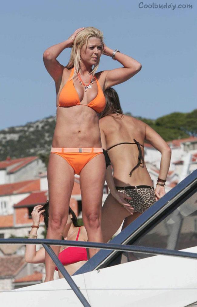 That would Tara reid bikini consider