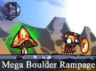 Mega Boulder Rampage