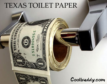 Texas Toilet Paper Jokes Joke On Paper Funny Pictures