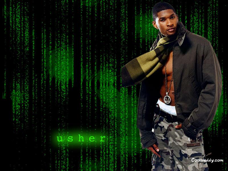 Usher Yeah Wallpapers Usher!!! yeah hooooooo...
